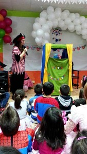 Animación infantil en Zaragoza