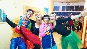 Fiestas infantiles en Zaragoza a domicilio