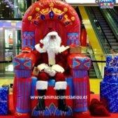 fiestas infantiles navidad zaragoza