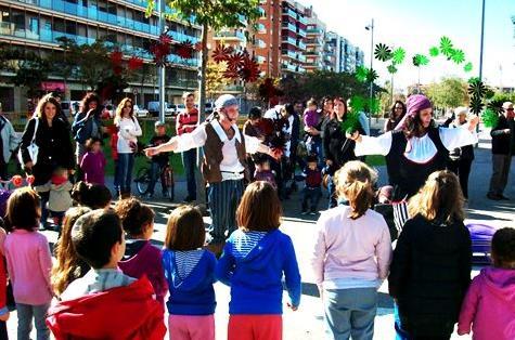 fiestas cumpleaos infantiles en zaragoza