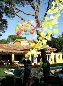 Fiestas de cumpleaños infantiles Zaragoza