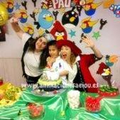 Fiestas infantiles en Zaragoza
