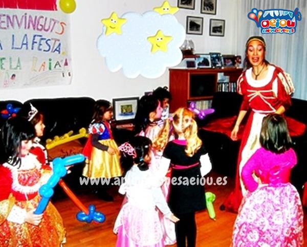 animación cumpleaños en Zaragoza a domicilio