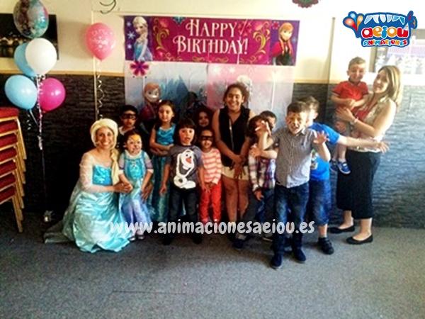 animación fiestas cumpleaños infantiles Zaragoza