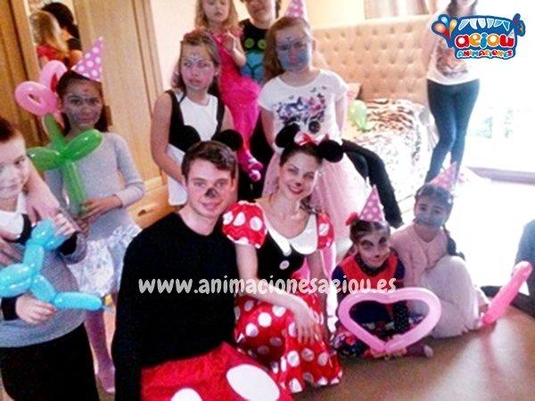 fiestas infantiles a domicilio en zaragoza