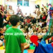 Payasos para cumpleaños en Zaragoza
