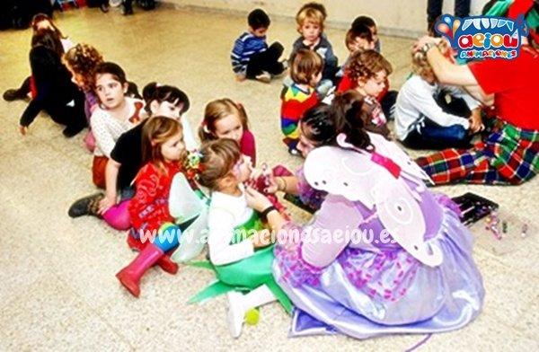 Animaciones infantiles para bodas y bautizos en Zaragoza