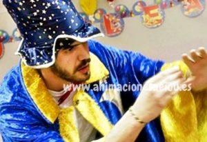 Espectáculo de magia para cumpleaños infantiles en Zaragoza