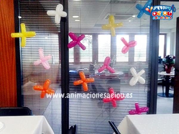 Contrata la decoración de fiestas en Zaragoza