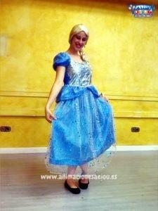 Fiestas Tematicas Infantiles Frozen en Zaragoza