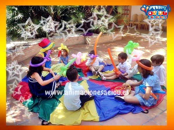 Fiestas infantiles temáticas en Zaragoza