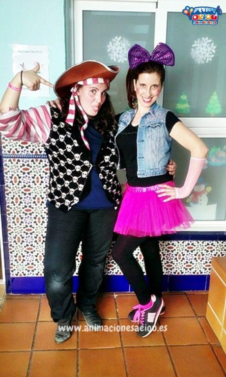 Adivinanzas, tesoros y música en nuestras fiestas de Piratas en Zaragoza