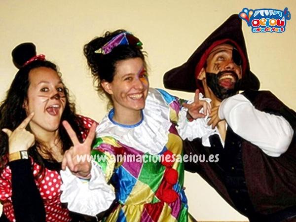 Fiestas Temáticas de Piratas en Zaragoza