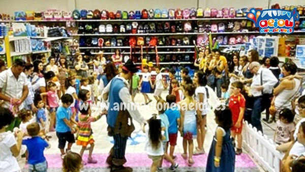 Animación de cumpleaños infantiles en Caspe