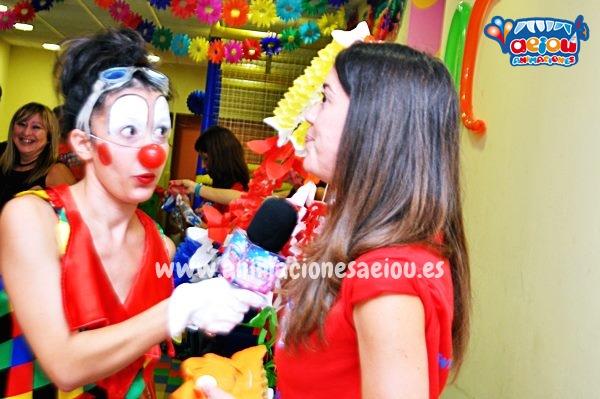 Animación de cumpleaños infantiles en Ejea de Caballeros