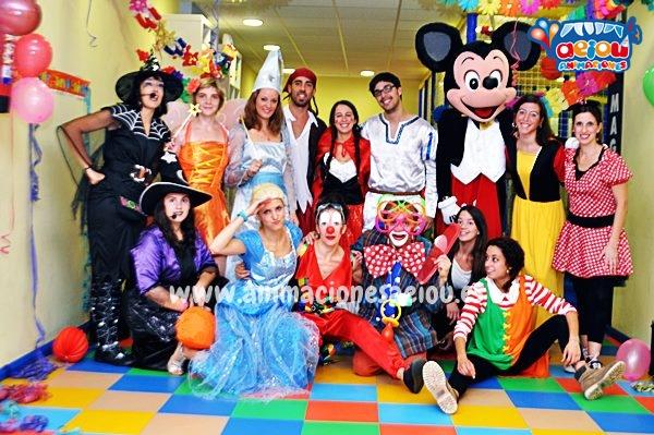 Animaciones para fiestas de cumpleaños infantiles y comuniones en Tarazona