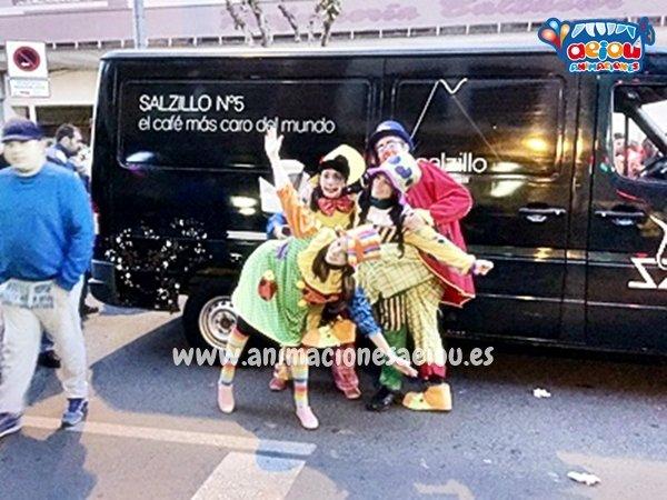 Magos para fiestas infantiles en Caspe